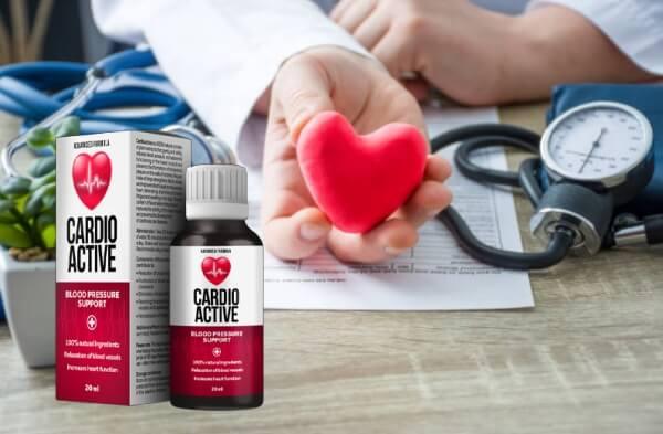 Cardio Active – opinioni, forum