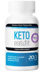 La Keto Eat&Fit è un integratore alimentare