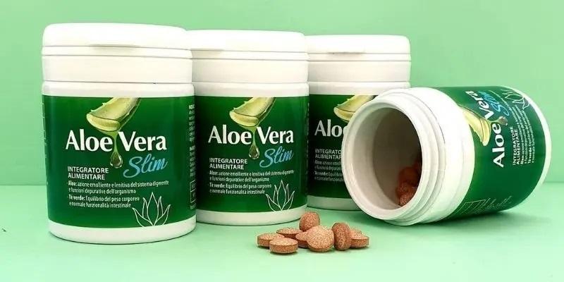L'uso di Aloe Vera Slim